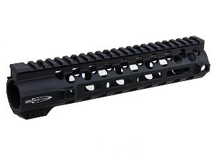 Hot Sale PTS Centurion Arms CMR Rail 9.5 inch M-LOK for M4 AEG / GBB / PTW Series -Black