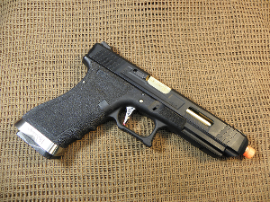 WE Glock 34 Tactical