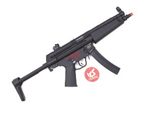 ICS  CES-P S3 Retractable Stock (MP5A5 Full Metal AEG_) 전동건