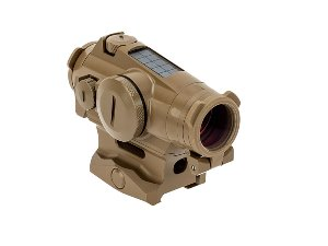 SIG Sauer ROMEO4T Red Dot Sight 2 MOA Ballistic Circle Dot Reticle - Flat Dark Earth