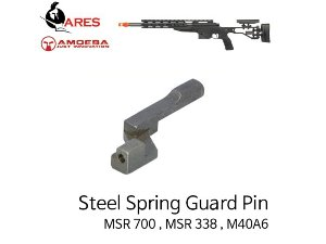 Steel Spring Guard Pin for Gunsmith (M40A6,MSR338,MSR700)