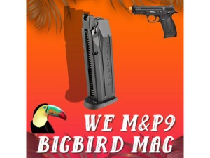 WE M&P9 Big Bird Magazine