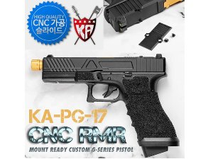 KA CNC Custom G17 / RMR Mount Ready