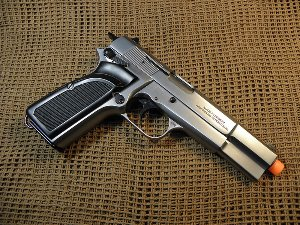 WE Browning Hi Power MK3 SV Full Marking