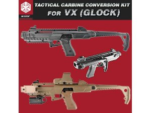 Tactical Carbine Conversion Kit - VX Series (Glock)