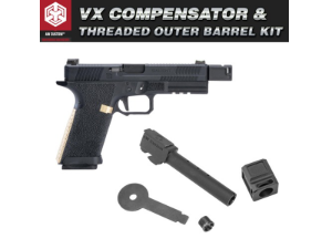 [MOD1] VX Compensator + Threaded Outer Barrel Kit (WE/AW G17/G19)