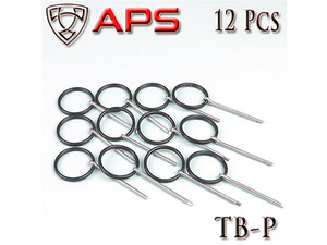 Safety Pin 12pcs / TB-P