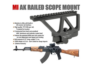 MI AK Raiked Scope Mount