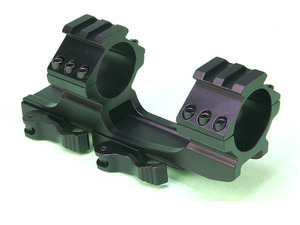 QD Dual One-Piece Rail Mount (25 / 30mm)
