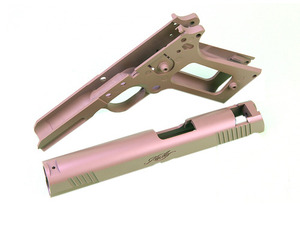 Kimber Metal Set / TAN