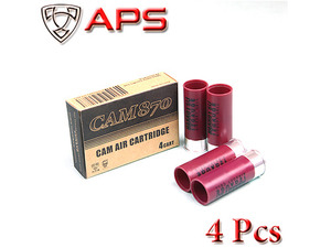 CAM870 Cartridge Shell / 4 Pcs