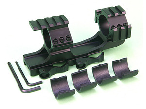 QD Heavy Duty Full Rail Scope Mount / 25~30mm