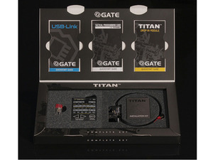 [P0000BVR] Gate TITAN Advanced drop-in AEG MOSFET Complete Set - Rear Wired