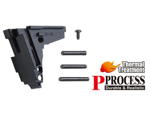 가더 Steel Rear Chassis for MARUI Glock19