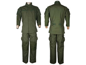 C - BDU (CONTRACTOR BATTLE DRESS UNIFORM, OD)