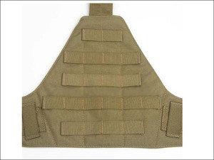 TRIANGULAR MOLLE PANEL(TAN)