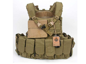 DT LAND CIRSS VEST DELUX VERSION(TAN)