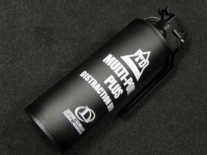 VFC TD MULTI-PORT Stun Grenade (Gas Charger)