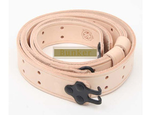 M14 leather sling(TAN)