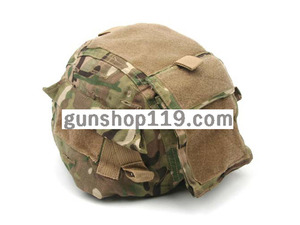MICH HELMET COVER (CP)