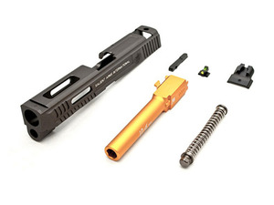 Acearms M&P SAI Slide set(BK)
