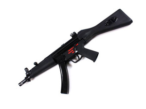WE MP5-A4 Apache GBB